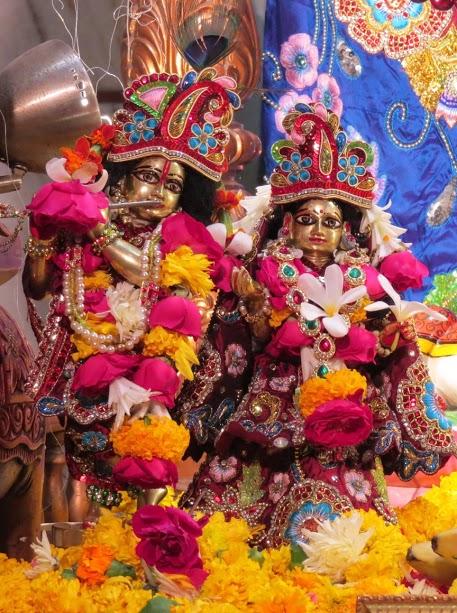 ISKCON Vallabh vidhyanagar Deity Darshan 07 jan 2017 (7)