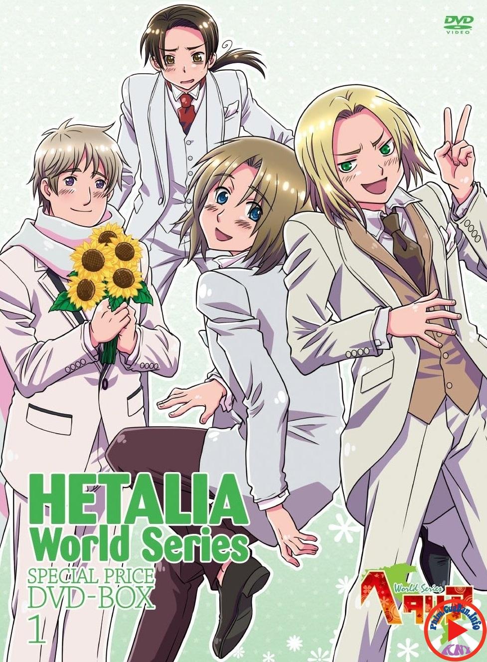 Hetalia World Series Extra Episodes - Hetalia World Series Extra Episodes   Hetalia World Series Specials   Hetalia=Fantasia