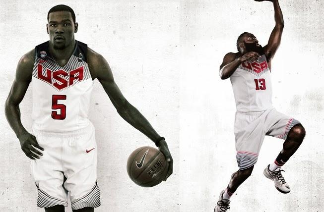 20e5ec4d4 2014 FIBA Basketball World Cup Team Jerseys