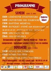 20160507 St-Wandrille fête médiévale 2