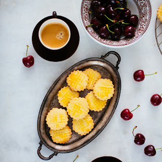 Galette des Brittany (Salted Butter Cookies).