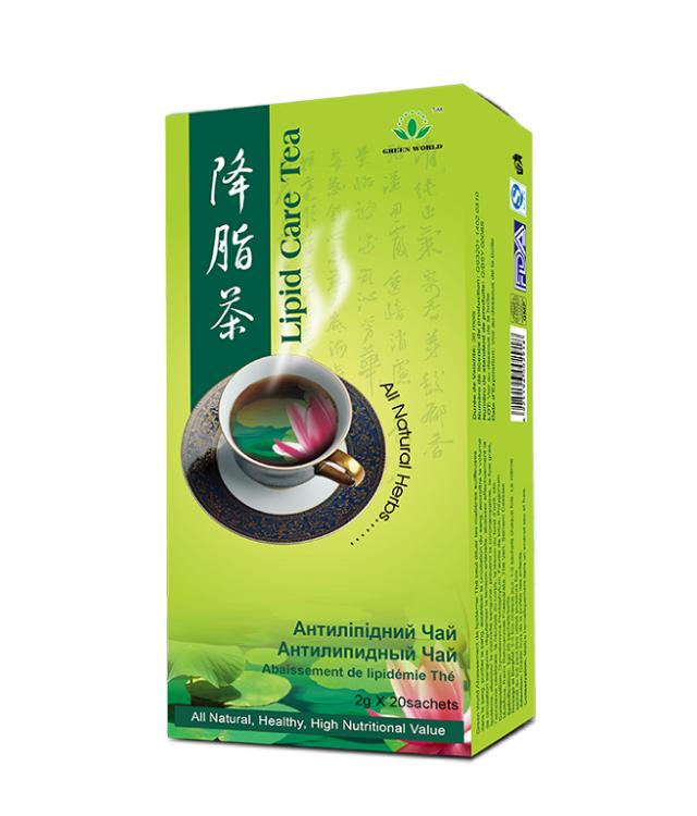 Lower Cholesterol With Greenworld Kuding Plus Tea Lagos Akute
