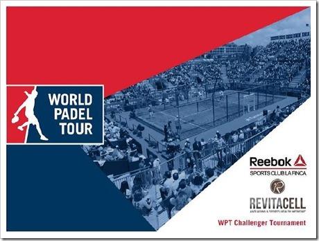 Comienza el Challenger RSC La Finca Madrid World Padel Tour 2016.
