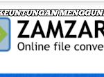 7 JENIS FILE YANG BISA ANDA UBAH DENGAN ZAMZAR.COM