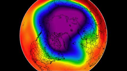 Ο πολικός στρόβιλος και η ισχυρή ροή των ανατολικών ανέμων στον Ισημερινό θα επηρεάσουν την χειμερινή περίοδο στο Βόρειο Ημισφαίριο