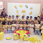 Yellow Day Celebration by Jr Kg Section at Witty World, Chikoowadi (2018-19)
