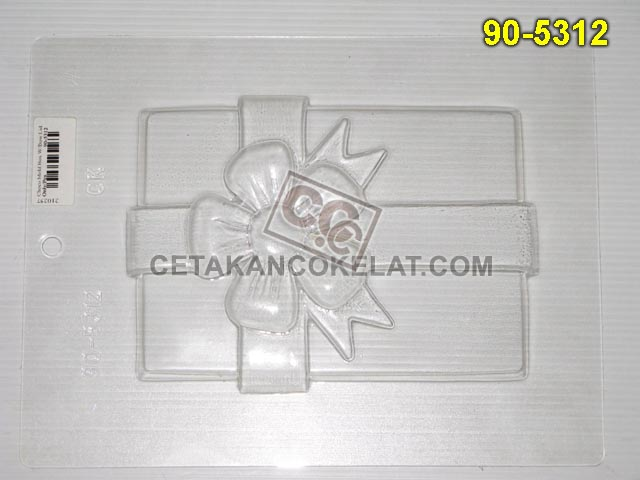 Cetakan Coklat 90-5312 cokelat kado