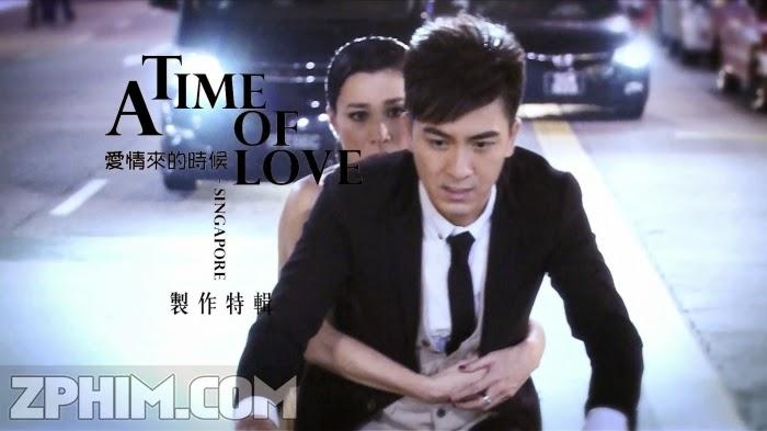 Ảnh trong phim Khoảnh Khắc Tình Yêu - A Time of Love 1