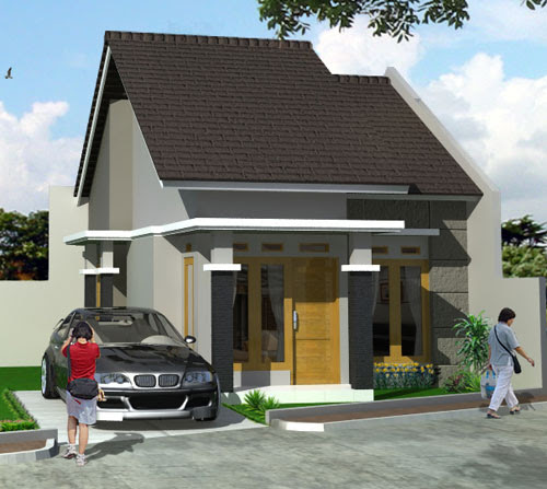 NEW The simple house roof models READ HERE | Home Design Minimalist