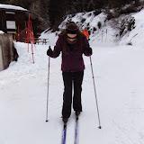 Ski de fond - Col du barioz
