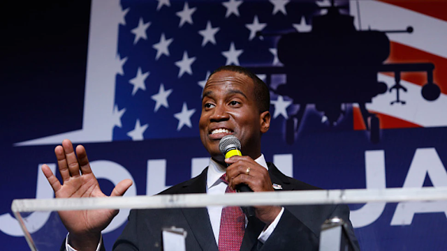 WATCH: Michigan GOP Senate Candidate John James Responds To Joe Biden Calling Him A 'Disaster'