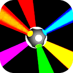 Chic: Colorful Party Lights Icon