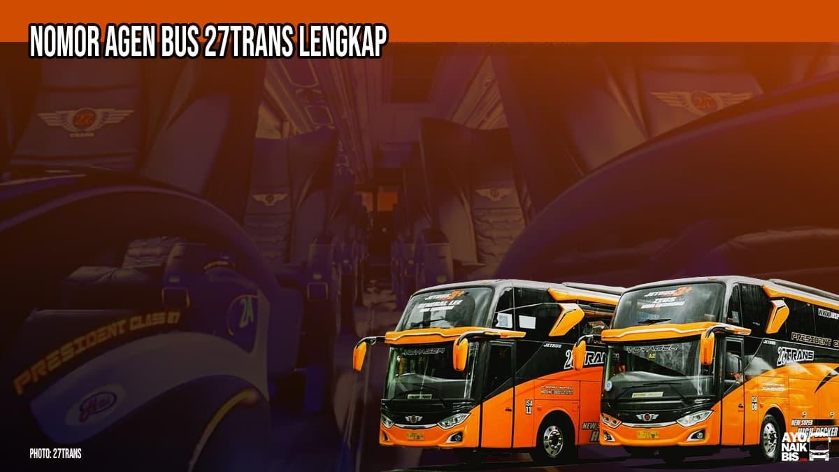 Agen Tiket Bus 27Trans Malang