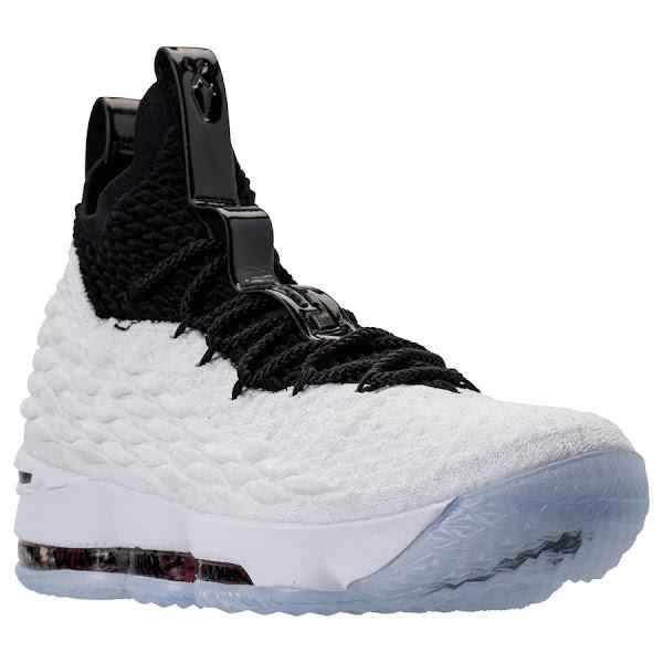 Mens Nike LeBron 15 Graffiti Release Date