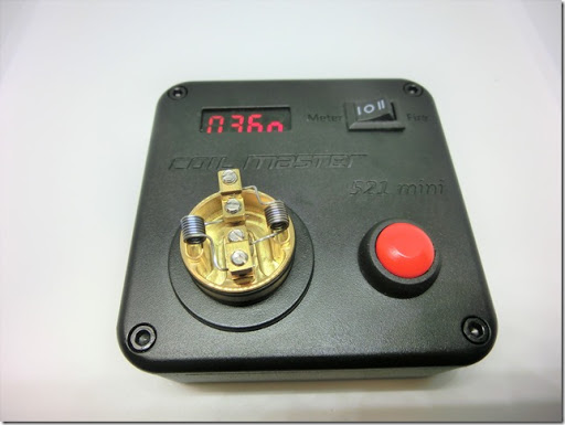 CIMG0552 thumb1 - 【RDA】Cthulhu 「Azathoth RDA」(アザトース RDA)レビュー。AIR FLOW MASTERと銘打たれたボトムとサイドのエアフローシステムの実力やいかに・・・【フレーバー/爆煙/神話/RDA】