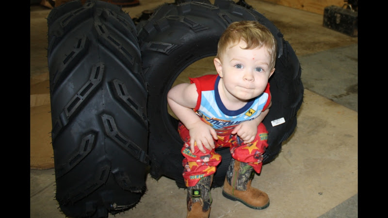 QuadBoss's Mud Boss Tires. Mudboss5