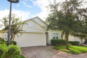 Orlando villa, peaceful gated community, large secluded pool, games room, close to Disney
