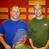 Men's 45+: Finalist - Scott Poirier (University Club); Champion - Matthew A. Munich (Harvard Murr Center)