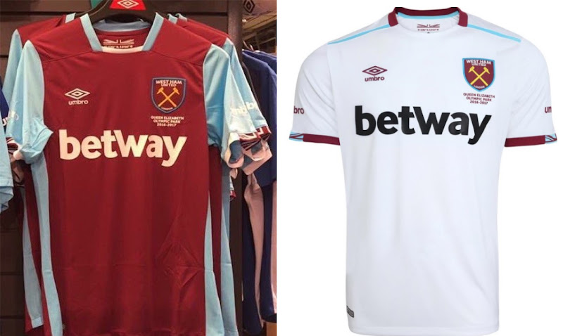 brand new d0f09 5ea6c Football Kits 2016-17 (Officially Released Shirts)
