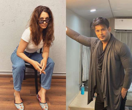 Bigg Boss 14: Video of grand premiere leaked, will Siddharth Shukla-Gauhar Khan's fight on the first day?