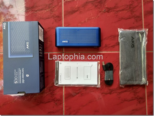 Paket Pembelian AKG S30