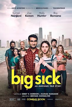 La gran enfermedad del amor - The Big Sick (2017)