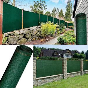Plasa verde protectie pentru umbrire, opaca, rola 1.5 x 20 metri