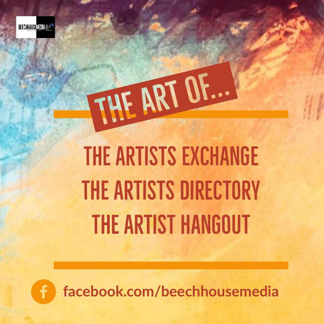 the Artists Exchange Facebook Group