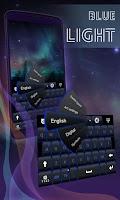 Screenshot of Blue Light Keyboard