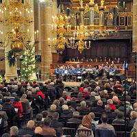 Kerstzangdienst Grote Kerk
