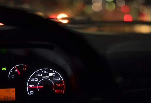 kecepatan mobil