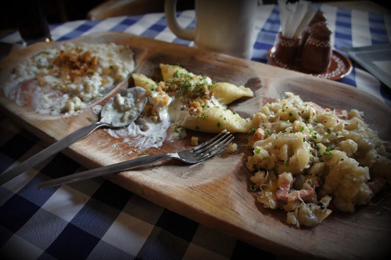 Slovakisches Essen