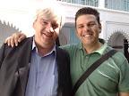 Germán Ruiperez y Antonio Manuel