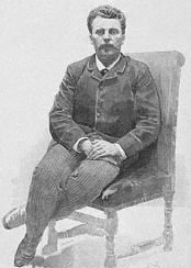 Guy De Maupassant French Author 4, Guy De Maupassant