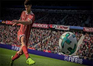 لعبة كرة القدم فيفا 2018