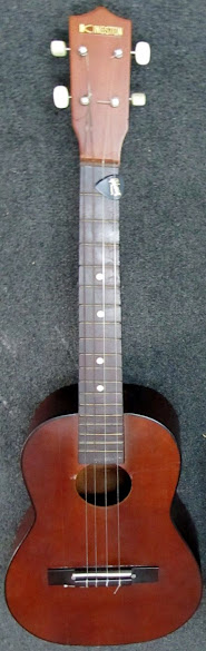 Westheimer Kingston baritone Ukulele
