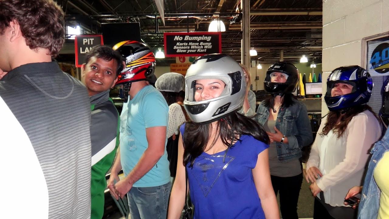 Have You Ever Been Go Karting In Toronto Reformatt