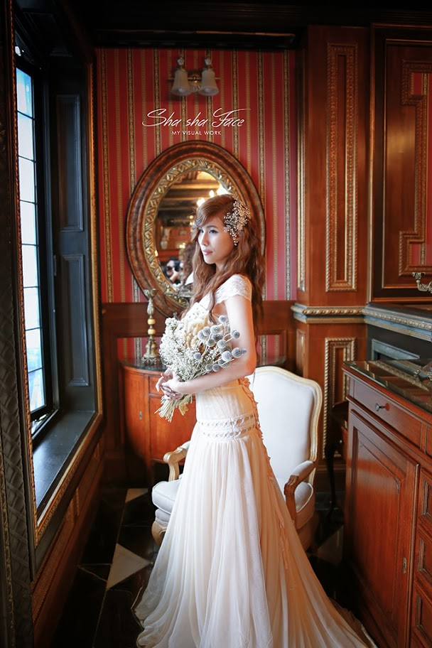 Pre-Wedding,自助婚紗,shashaface,老英格蘭,新秘MeiMei