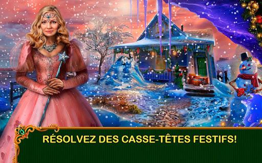Objets Cachés - Christmas Spirit: Le Noël d'Oz  captures d'écran 1