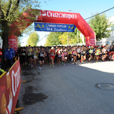 Carrera de Socuéllamos 2012 - Carrera