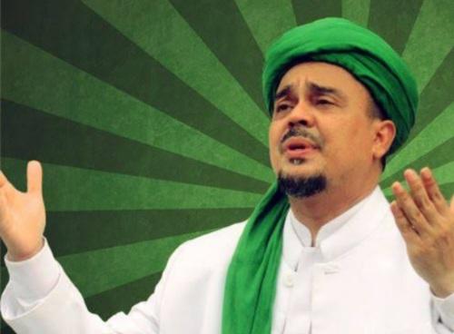 Pukulan Telak untuk PDIP dan Golkar, Elektabilitas Habib Rizeq Shihab Kalahkan Puan dan Airlangga