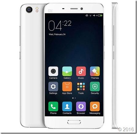 Harga Xiaomi Mi5 Terbaru Spesifikasi