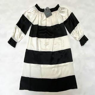 Cynthia Rowley NEW Striped Dress