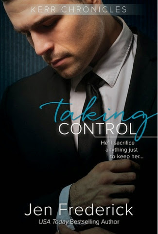 Book Highlight: Taking Control By Jen Frederick