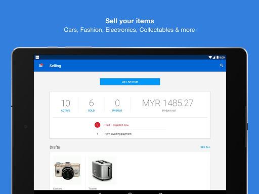 eBay – Buy, Bid & Save