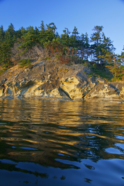 By boat, car or hiking trail, rugged Northwest beauty encompasses the Chuckanuts at every angle.Credit: Peter James