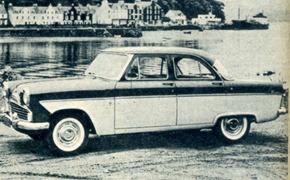 Ford Zodiac 1960
