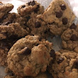 Oatmeal chocolate chip drop cookies
