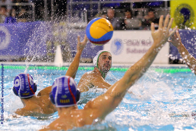 Waterpolo fotos xxx copa de sm el rey 2016c e for Piscinas sabadell