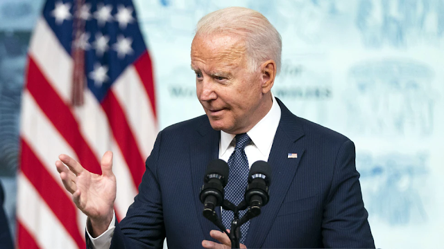 WATCH: Biden Says 'Experts' Believe Inflation Is Only Temporary